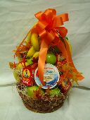 Sayville Flowers Fruit Basket