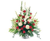 Cherished Moments Arrangement in Fairfield CT, Town and Country Florist