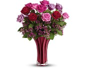 Teleflora's Ruby Nights Bouquet in Maple ON, Jennifer's Flowers & Gifts