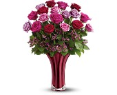 Teleflora's Ruby Nights Bouquet - Deluxe, picture