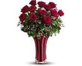 Teleflora's Ruby Nights Dozen in Salt Lake City UT, Especially For You
