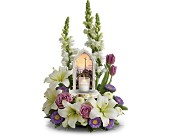 Thomas Kinkade's Easter Joy Bouquet - Deluxe in Topeka, Kansas, Custenborder Florist