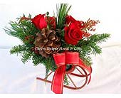 Sleigh of Love in Lake Forest CA, Cheers Floral Creations