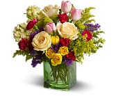 Teleflora's Springtime Harmony in Maple ON, Jennifer's Flowers & Gifts