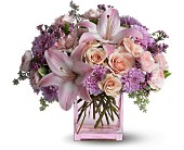 Teleflora's Possibly Pink in Aston PA, Wise Originals Florists & Gifts