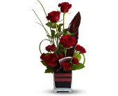 Teleflora's Romance Roses in Edmonton AB, Petals For Less Ltd.