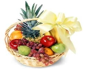 Seasonal Fruit Basket in Jensen Beach FL, Brandy's Flowers & Candies