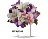 Purple Passion in Fairfield CT, Glen Terrace Flowers and Gifts