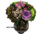 Plum perfect in Fairfield CT, Glen Terrace Flowers and Gifts