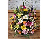 Funeral in Rancho Palos Verdes, California, JC Florist & Gifts