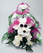 Spring Time Puppy Dog in Big Rapids MI, Patterson's Flowers, Inc.