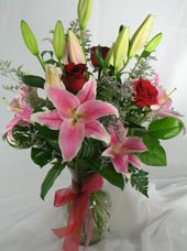 LILY ROSE SPLENDOR by Rubrums in Ossining NY, Rubrums Florist Ltd.