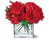 Passionate Reds in Bowmanville ON, Bev's Flowers