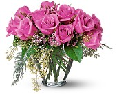 A Lavender Dozen in Laurel MD, Rainbow Florist & Delectables, Inc.