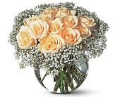 A Dozen White Roses in San Clemente CA, Beach City Florist