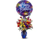 Birthday Fireworks in Mooresville NC, All Occasions Florist & Boutique
