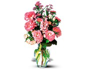Pink Spring Bouquet in Lansdale PA, Genuardi Florist