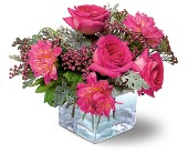 Perfect Pink Harmony in San Clemente CA, Beach City Florist