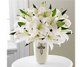 The FTD� Faithful Blessings Bouquet in San Antonio, Texas, Dusty's & Amie's Flowers