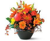 Fresh Fall Magic in San Clemente CA, Beach City Florist