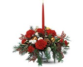 Celebrate the Season Centerpiece in Cicero NY, Guignard Florist
