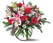 Holiday Happiness in Cincinnati OH, Peter Gregory Florist