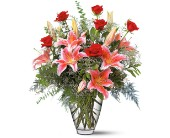 Celebrations Bouquet in Georgetown ON, Vanderburgh Flowers, Ltd