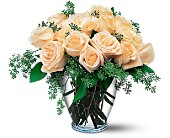 White Roses in San Clemente CA, Beach City Florist