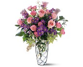 Pink Elegance Bouquet in Gautier MS, Flower Patch Florist & Gifts