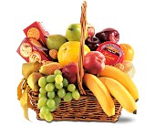 Classic Fruit Basket in San Clemente CA, Beach City Florist