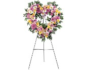 Loving Heart Tribute in Belleville ON, Live, Love and Laugh Flowers, Antiques and Gifts