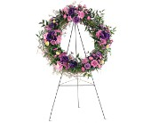 Grapevine Wreath in Vancouver BC, Downtown Florist