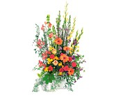 Summer Sentiments Arrangement in Burlington NJ, Stein Your Florist