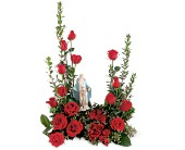 Teleflora's Our Lady of Grace in Arlington, Virginia, Twin Towers Florist