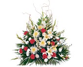 Glory and Grace Arrangement in Burlington NJ, Stein Your Florist