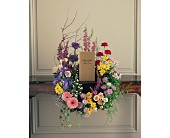 Cremation Urn Wreath in St. Louis MO, Walter Knoll Florist