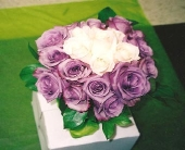 love of purple in Katy TX, Kay-Tee Florist on Mason Road