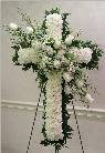 White Cross in Kennett Square PA, Barber's Florist Of Kennett Square
