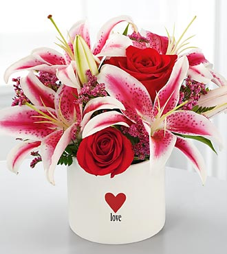 The FTD® Love and Romance™ Bouquet