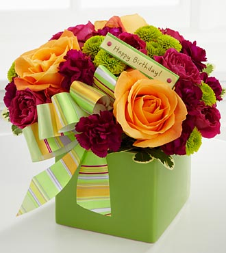 The FTD® Birthday Flower Bouquet