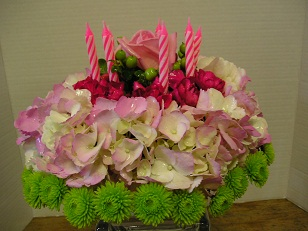 Maria's Unique Flower Cake in Kingston NY, Flowers by Maria