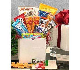 SNACK CARE PACKAGE in Glendale AZ, Blooming Bouquets