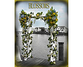 Wedding in Dagsboro, Delaware, Blossoms, Inc.