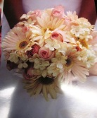 Wedding Bouquet 1 in Philadelphia, Pennsylvania, Petal Pusher Florist & Decorators
