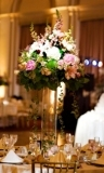 Wedding Centerpiece 1 in Philadelphia, Pennsylvania, Petal Pusher Florist & Decorators