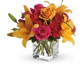 Teleflora's Uniquely Chic in Kokomo IN, Jefferson House Floral, Inc