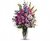 Steal The Show by Teleflora with Roses in Georgetown ON, Vanderburgh Flowers, Ltd