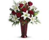 Holiday Magic in Hudson MA, All Occasions Hudson Florist