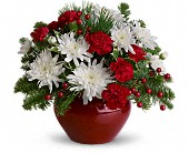 Christmas Treasure in Mississauga ON, Flowers By Uniquely Yours
