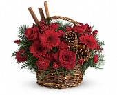 Berries and Spice in Locust Valley NY, Locust Valley Florist